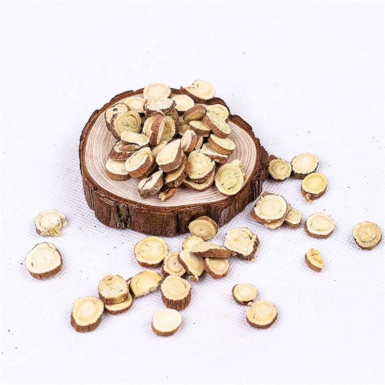 Natural Dried Licorice root slice tea on sales