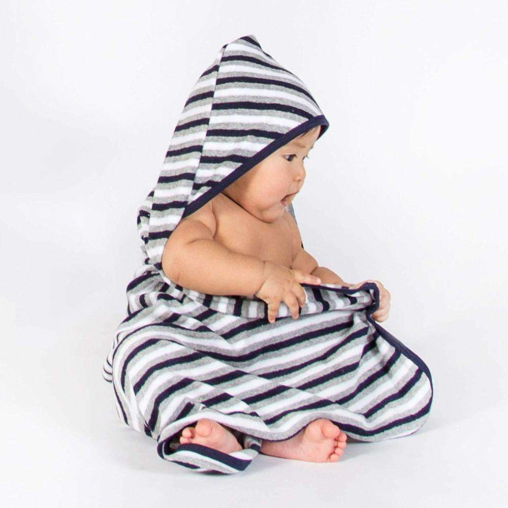 2020 Hot Sale 100% Cotton Organic Baby Hooded Bath Towel