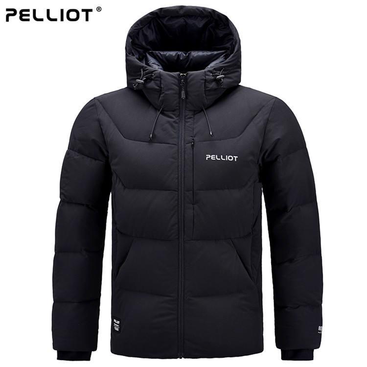 NEWFINE Mens Polar Fleece Lined Winter Jackets with Hood Full Zip Casual Sweatshirt Overcoat