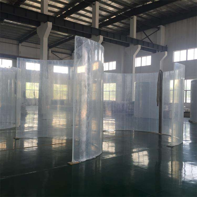 Outdoor Panels For Pools Hot Sale Products Clear Acrylic Panels For Swimming Pool Modern Design Outdoor Acrylic Glass For Swimming Pools*