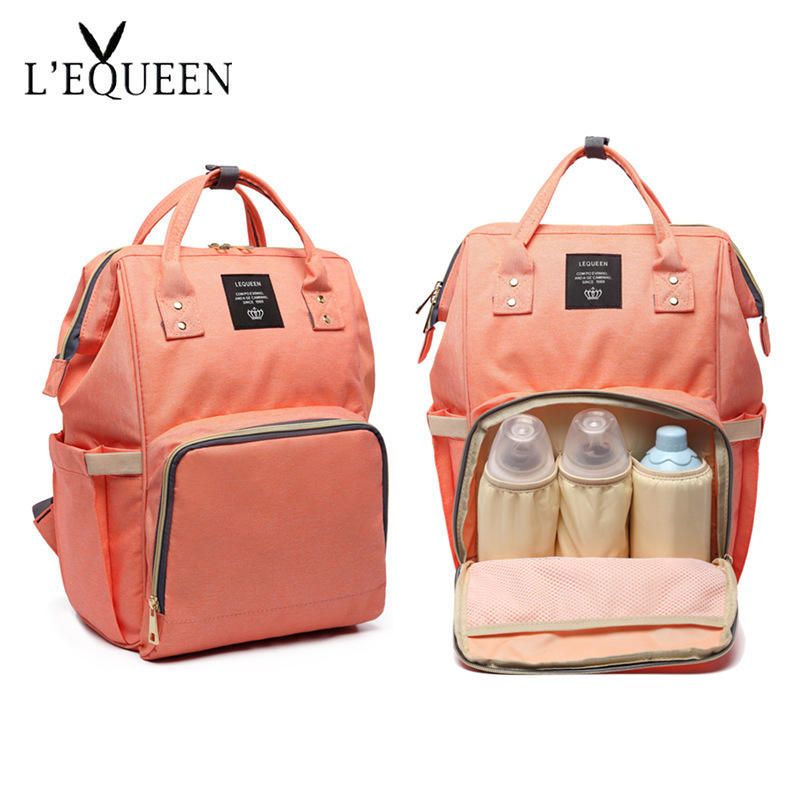 OEM Mummy diaper Bag Multi Function mum bag babi mommy mama mamma mum nurse nursing nappy infant babe Maternity mother care bag