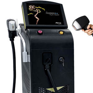 FDA Two years warranty diode laser 755 808 1064 diode laser hair removal machine