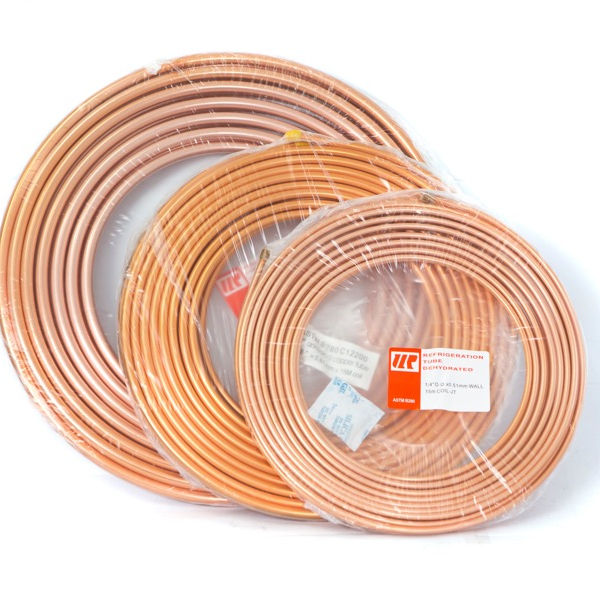 Popular high quality cheap import copper pipe