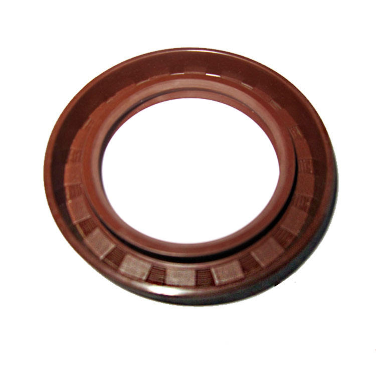 customized factory Gas cylinder valve rubber seal spring oil seal
