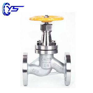 jis 10k OEM And ODM Manufacture Ammonia Manual Globe Valve With Handwheel
