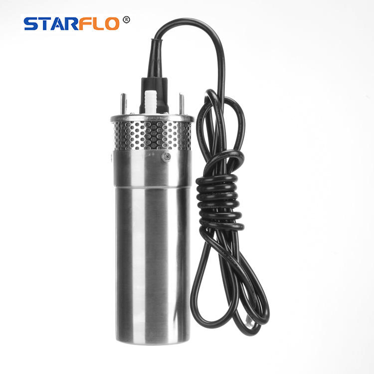 STARFLO SF1280-30 12V DC 24V DC solar powered submersible deep well solar water pumping system