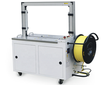 Automatic carton boxes strapping machine with pp  Polypropylene Strap
