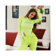 YH1427 2020 Full Sleeve Fashion Skinning One Piece Body Suits Women Reflective Bodysuit