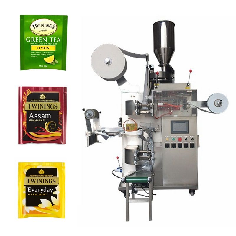 Wholesale Automatic Tea Leaf Pouch Filling Small Bag Making Packing Herbal Tea Packaging Machine Price