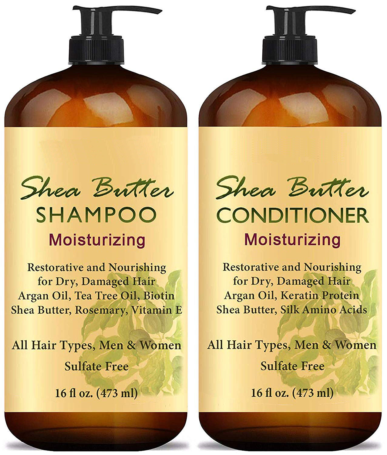 400Ml Private Label Mini Wash Shampoo For Men Aloe Grow Shampoo Shea Butter Moisture Shampoo