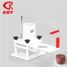 GRT-HR110S Plastic Hand Press Machine Burger Meat Press Maker