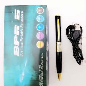 Mini Smart Video Verborgen Spy Security Camera Smart Pen