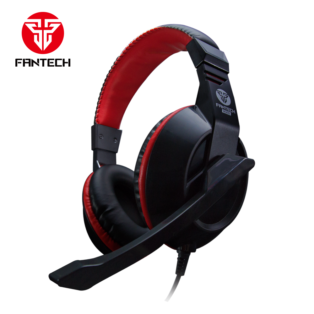 Ready Stock Fantech HQ50 Cheap High Quality Gaming Headphone with Microphone