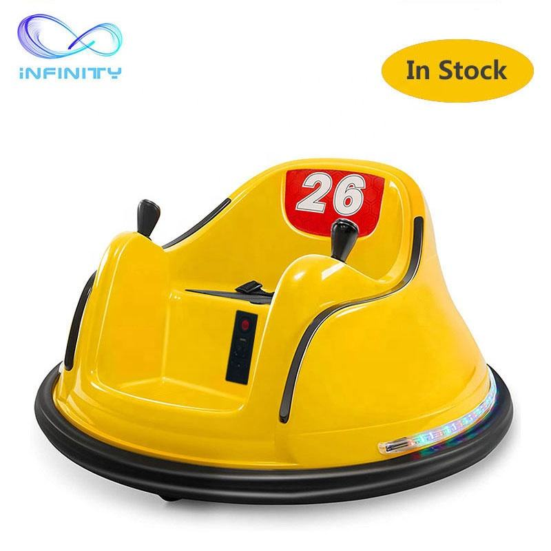 2020 New Trending Birthday / Christmas gifts Kids Electric 360 Pinning Bumper Cars for outdoor / indoor Baby play zone