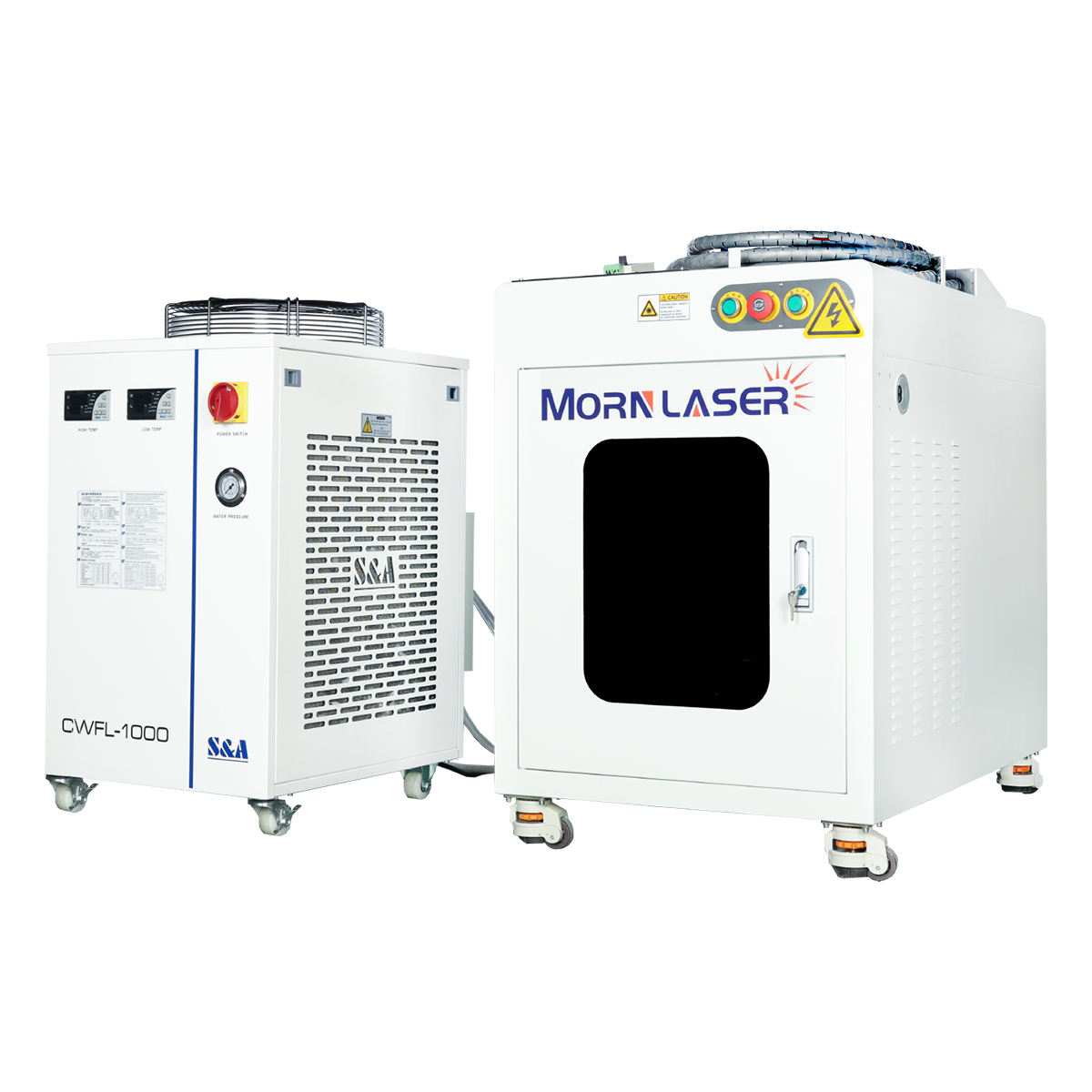 China Handheld Fiber Laser Lassen Machine 1000 W