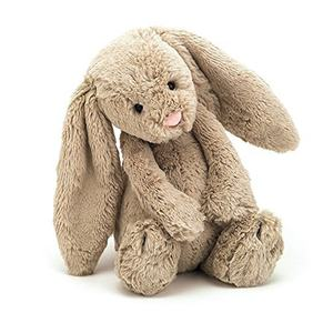 Blossom Bunny Rabbit Stuffed Animal Plush Toy 10-Inch