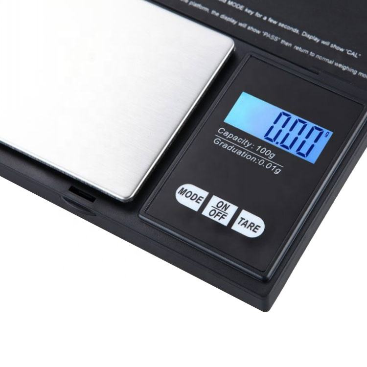 High precision LCD digital portable pearl treasure scale,gram scale