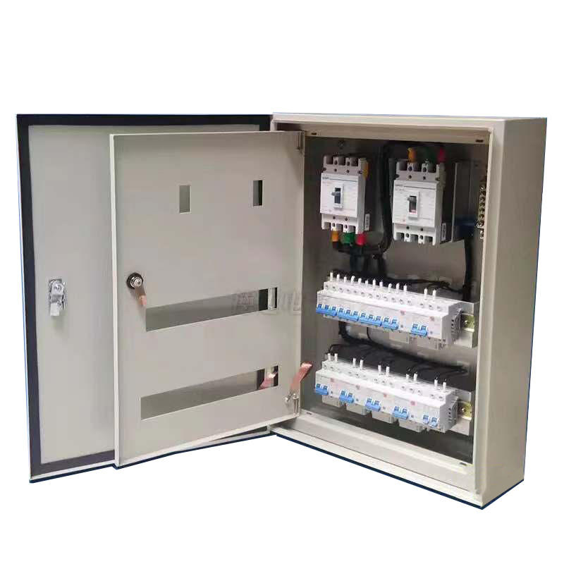 Custom IP 55 Electric Cabinet 3 Phase Power Distribution Box