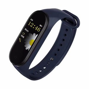 M4 Smart Band Smart Watch 2019 Smartband M4 Fitness Health Wristband Sport Band Fitness Tracker Smartwatch Smart Health Bracelet