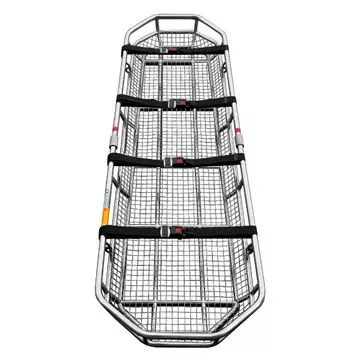 Emergency Stainless Steel Basket Stretcher Helicopter Ambulance Rescue Basket Stretcher Mobile Basket Stretcher