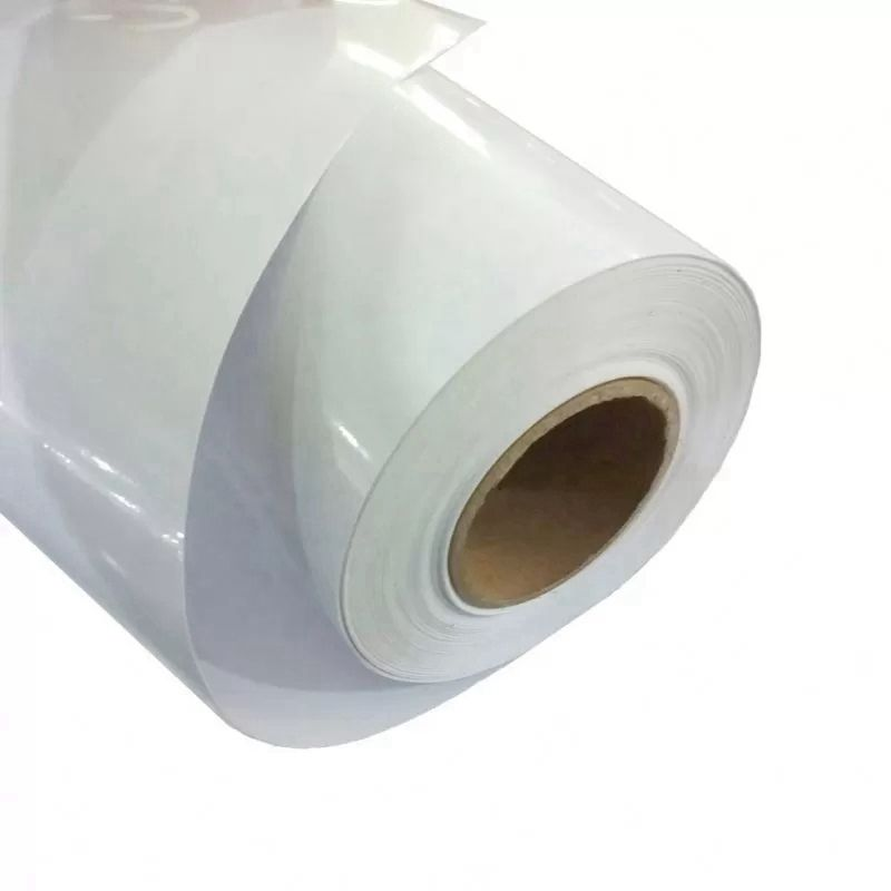 Self Adhesive inkjet High Glossy Photo Paper roll for large format printing