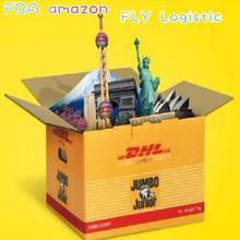 FBA Amazon Logistics DHL/UPS/Federal Express China to usa,Germany,Spain,Italy,France Logistics Agent