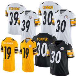 39 Minkah Fitzpatrick 19 Juju Smith-Schuster 30 James Conner