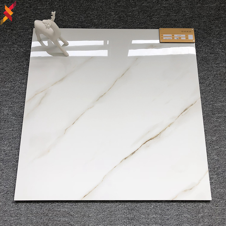 Wholesale Wear-Resistant full carrelage polished glazed porcelain floor tiles 600x600