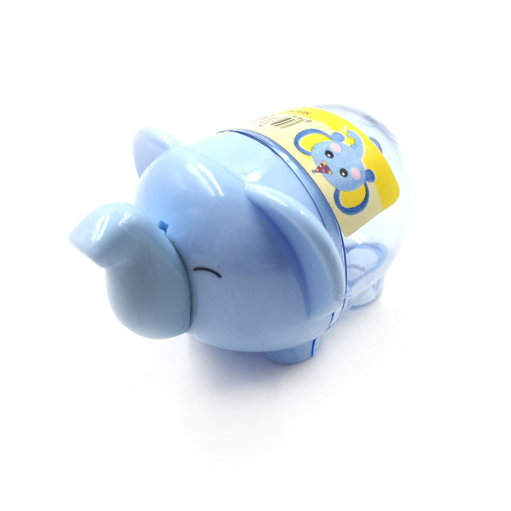 Elephant Sacapuntas Kawaii Kids Animal Design Novelty Best Gift Patent Cartoon Pencil Sharpener