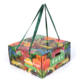 china corrugated box for apples good price with hand bag