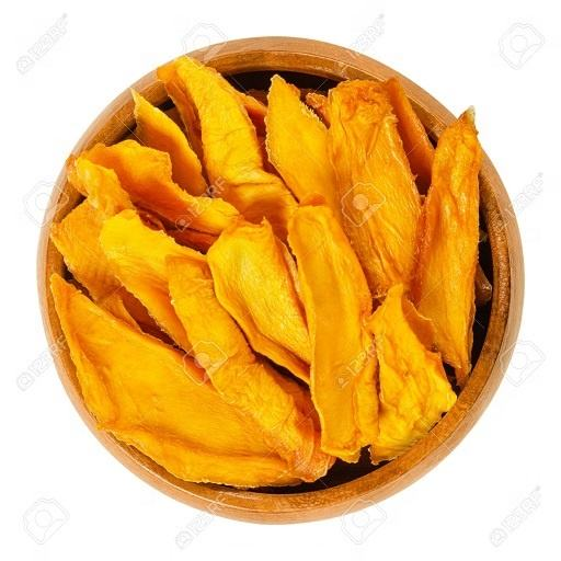 Natural Dehydrated Dried Mango Fruit