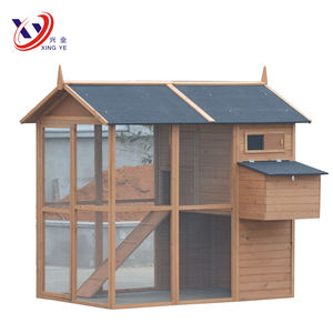 Factory Custom OEM Chicken Coop Houses With Nesting Box