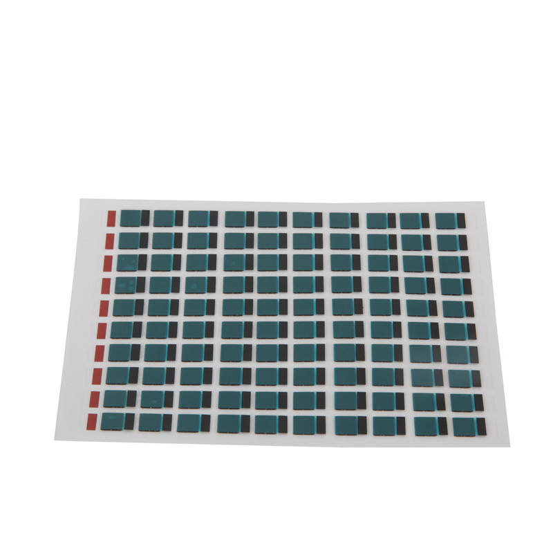 Waterproof Type Adhesive Anti Vibration Thermal Conductive Foam Pad Sheet For Electronics Parts