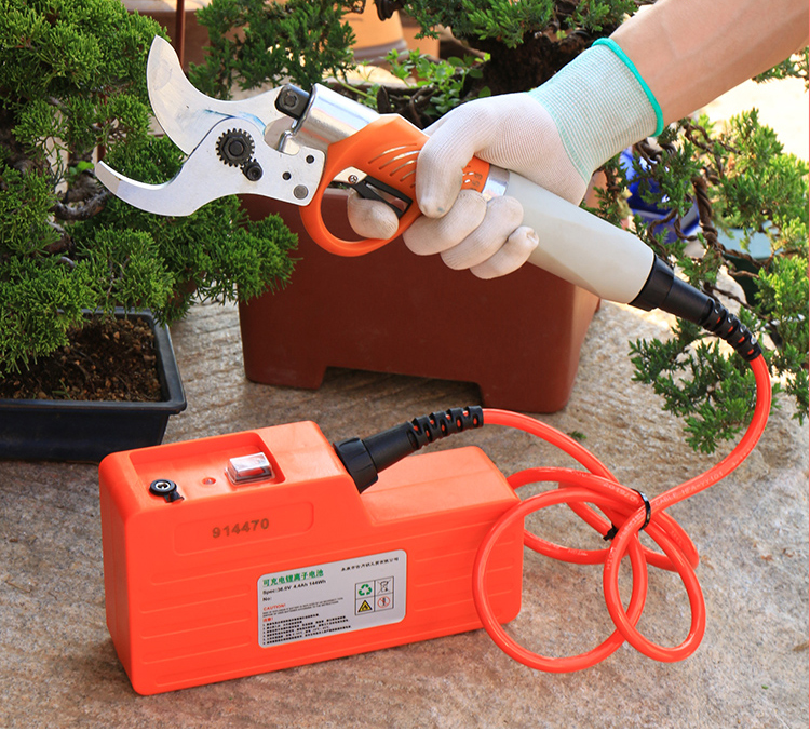 Long Time Use Powerful 45MM Electric Pruning Shears