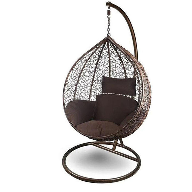 Aluminum Patio Swing Plastic Swings 2 Seater Playground Cushioned Metal Sofa Outdoor Egg Chair Ratan With Canopy Indoor Home