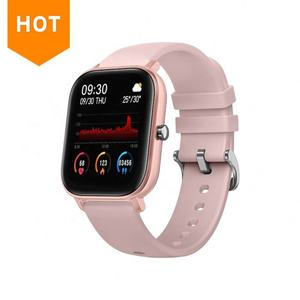 2020 Smart Watch P8 Sports Watch Full Touch Smart Band Activity Tracker Blood Pressure Watch With IP67 Waterproof