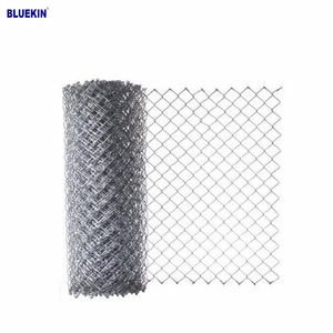 8 ft chain link fence security wire fence for industrial