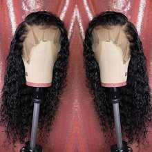 10A 150%  13x6 lace frontal Wig For Black Women, 100% Virgin Wig Human Hair pineapple wave lace front wig