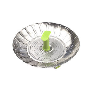 Hot selling good grips stainless steel dim sum steamer large stainless steel steamer