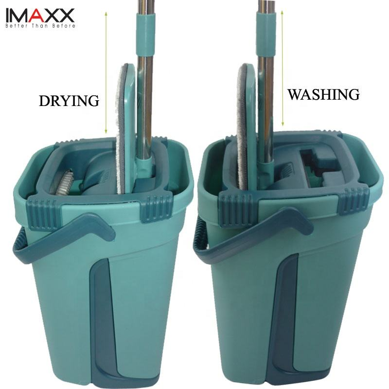 Household Magic Self-Washed High Adsorption New Mop with Bucket
