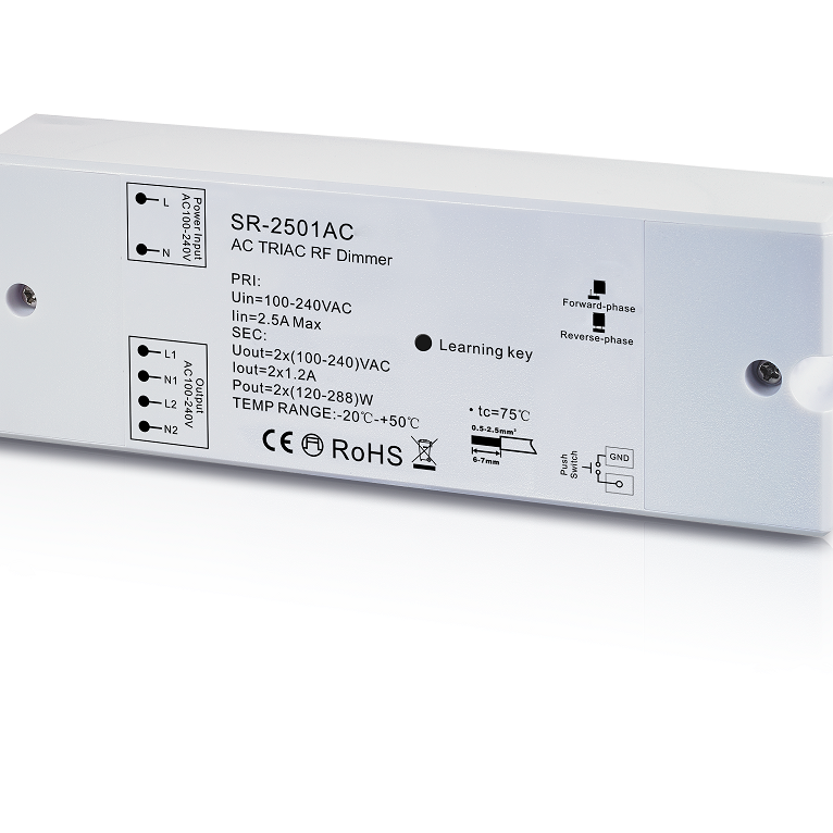Forward-Phase Control Dimmer SR-2501AC