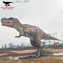 Outdoor Other Amusement Park Animatronic Dinosaur Life Size Tyrannosaurus
