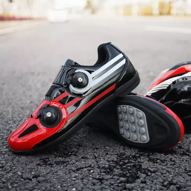 Factory supply custom design sport road cycling mountain bike shoes