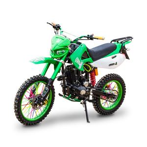 New Professional Other Motorcycles Good Quality Gas Dirt Bike 150CC Motorcycle Cheap 4-Stroke Dirt Bike For Adults