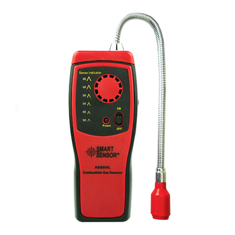 SMART SENSOR Best seller Gas leak detector Chinese gas detector AS8800L