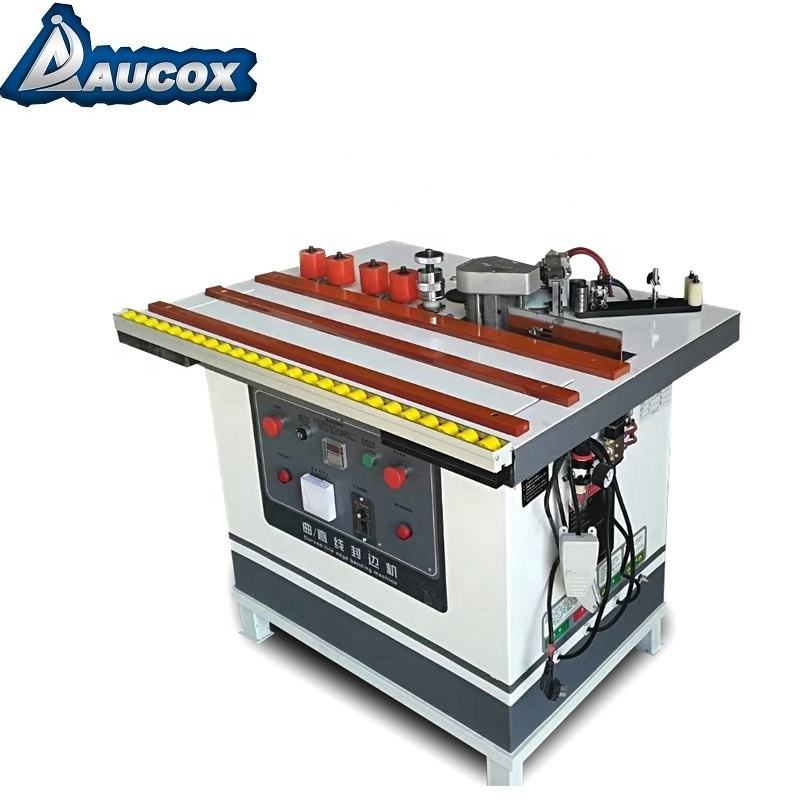 NEW condition woodworking machine MY-08 manual edge banding machine