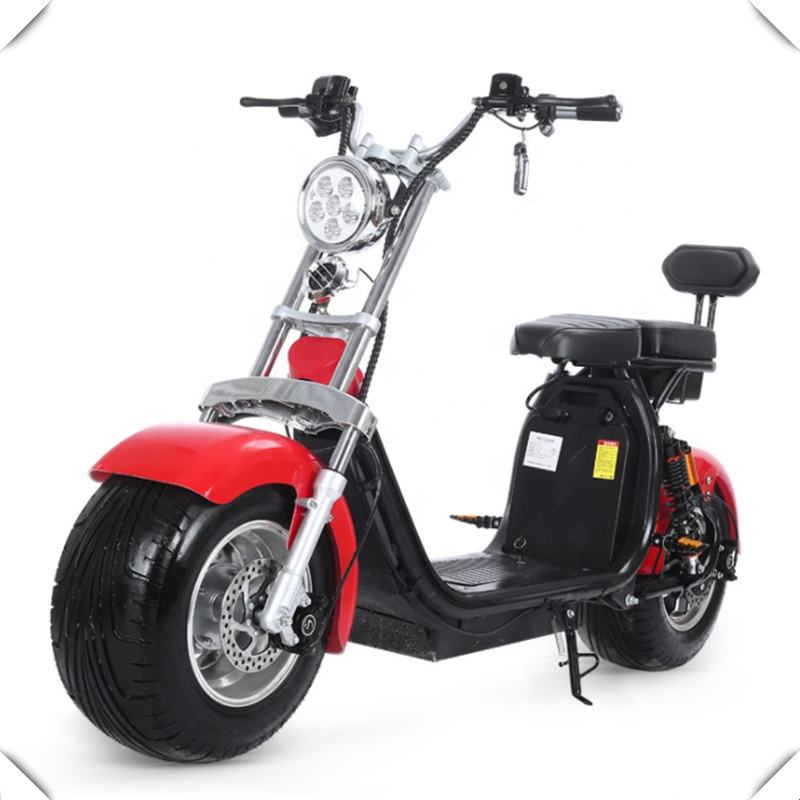 2020 Hot Selling Hot Electric Scooter 1000W Citycoco Scooter Hot Electric Motorcycle For EU&US Market EEC COC Certificated