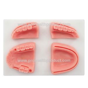 For Dental Medical Training Doctor Dentist Suture Pad Practice Dental Suturing and Implants