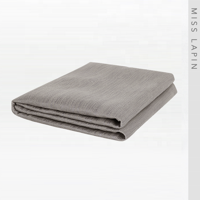Airplane Blanket [ High Blanket ] Quality High Quality Blanket Fast Shipping High End Gray Bed Throws 68x240cm Luxury Decorative Throw Blanket