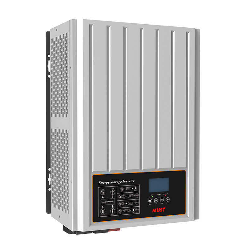 Energy saver 2017 New Product PH3000 On Grid/Off Grid hybrid Solar Inverter with CE/IEC certification